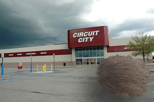 Circuit City Trying to Sell, Liquidation Possible After January 16th