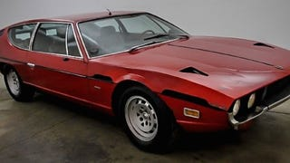 This Is The Cheapest Barn Find Lamborghini You May Ever See