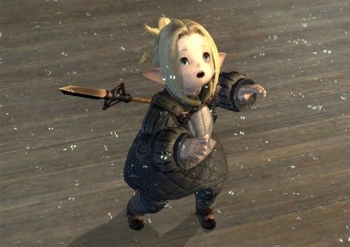 Final Fantasy XIV Beta Is No Go