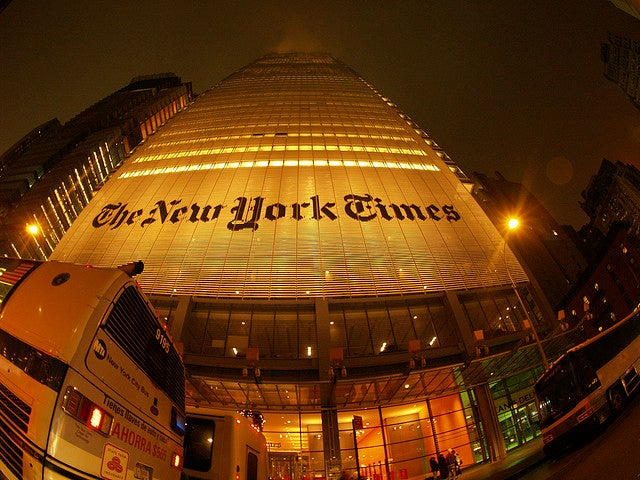Everything You Need to Know About the New York Times Online Paywall
