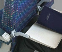 Knee Defender Stops Airline Seats From Crushing Your Legs