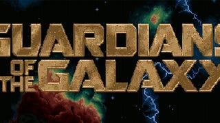 8-bit<i></i><i>Guardians of the Galaxy </i>game is2x retro fun