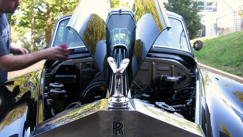 2,400 Miles And Six Gallons Of Coolant In A 54-Year-Old Rolls Royce