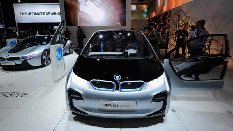 The All-Electric BMW i3 Is Cheaper Than You'd Think