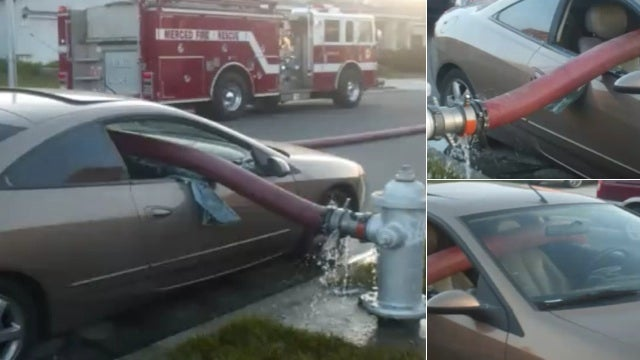 Why You Shouldn't Park Your Car in Front of a Fire Hydrant