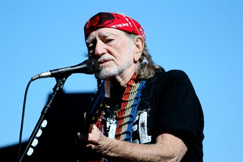 Willie Nelson Arrested for Hotboxing Tour Bus