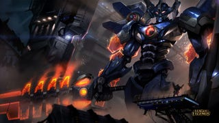Play <em>League Of Legends</em> With Mecha