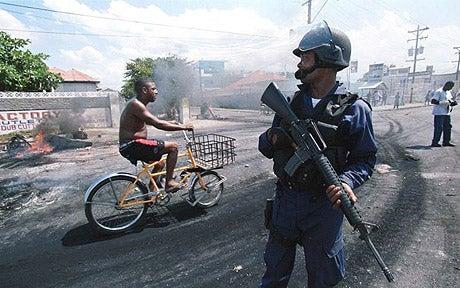 Jamaican Drug Lord's 'Shower Posse' Fights Back