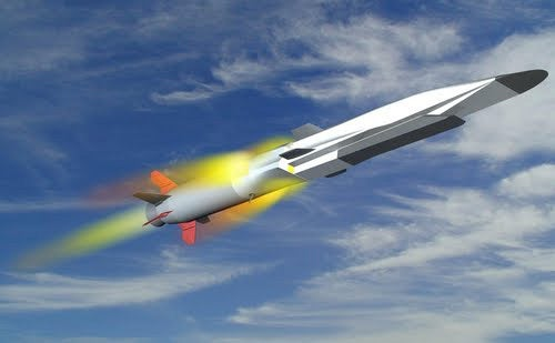 USAF X-51A Waverider Images