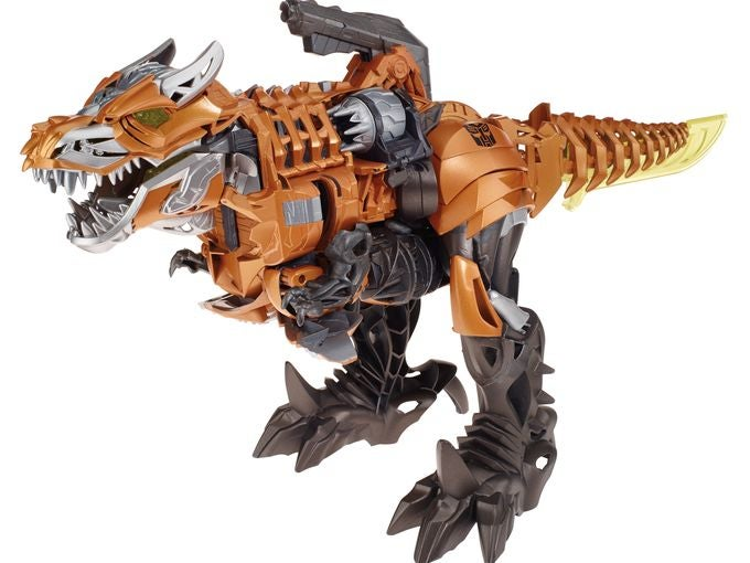 All the Dinobots that Michael Bay will Blow Up in Transformers 4