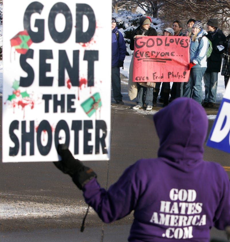 Westboro Baptist Church Plans to Picket Sandy Hook Elementary School, Incurs Wrath of Anonymous