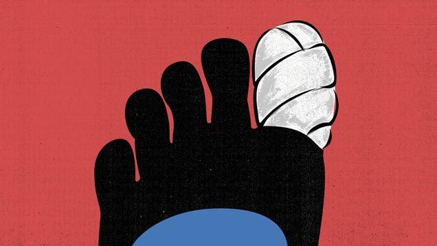 The Scientific Case Against Vibram's FiveFinger Running Shoe