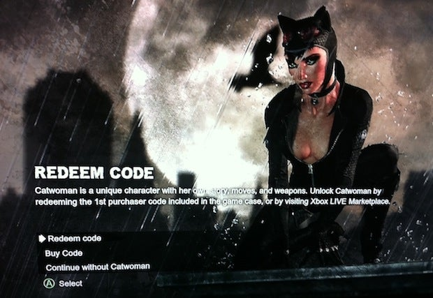 This is Why Batman: Arkham City's Locked Catwoman Content Makes Buying the Game New the Wiser Choice