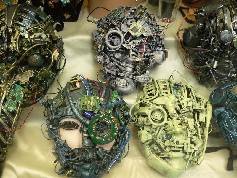 The Borg Have Already Assimilated The Art World, Man