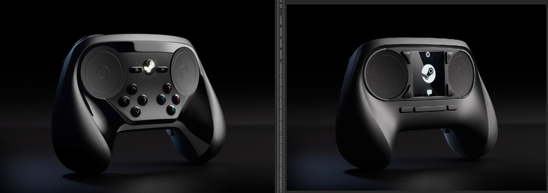 This Is The Latest Steam Controller