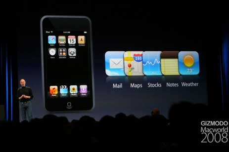 Apple Adds Mail, Maps and More to iPod touch - for $20