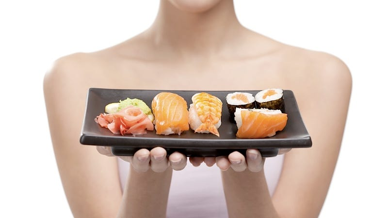 Naked Sushi Is the Most Dehumanizing Way to Enjoy Spicy Tuna