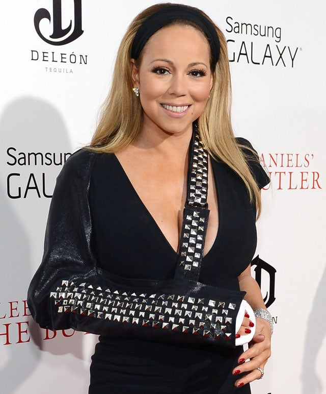 Mariah Carey's Fashion Slings Ranked by Fabulousness