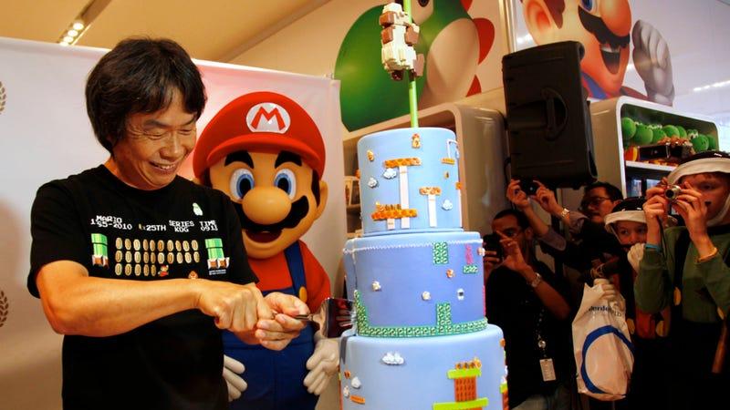 Why Mario's Creator Is Always Threatening Retirement