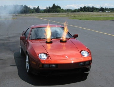 For $20,000, Get a Turbine-Powered 928 With Free Shipping, FREE SHIPPING!