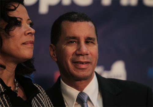 Is A Domestic Violence Cover-Up Enough To Bring Down David Paterson?