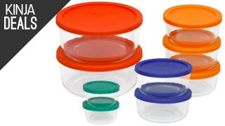 Throw Out Your Crappy Leftover Containers and Upgrade to Pyrex