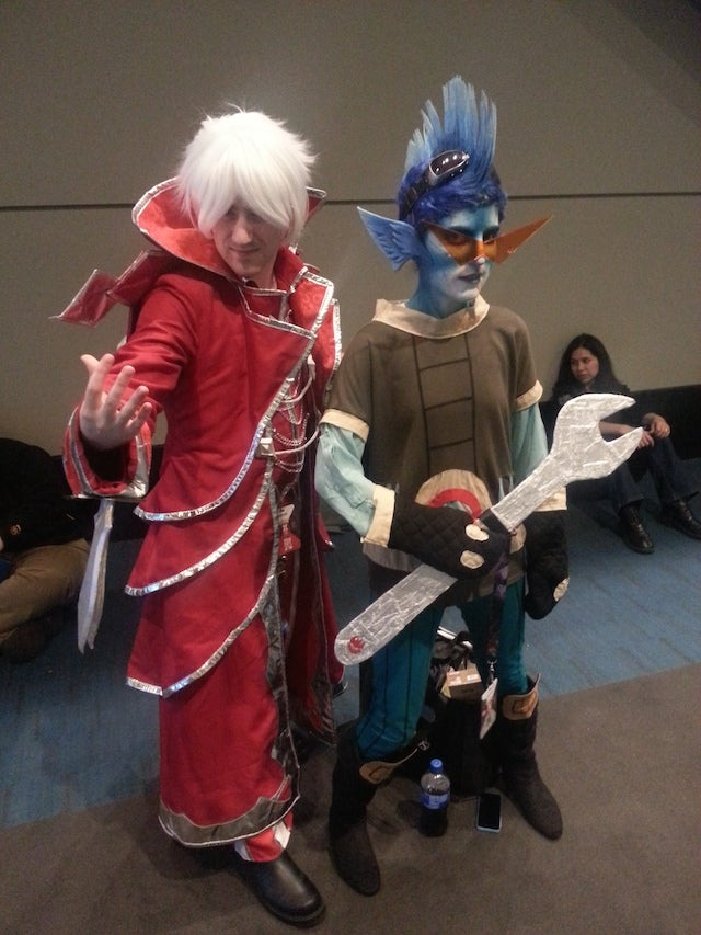 ​The Cosplay Of PAX East, Day One
