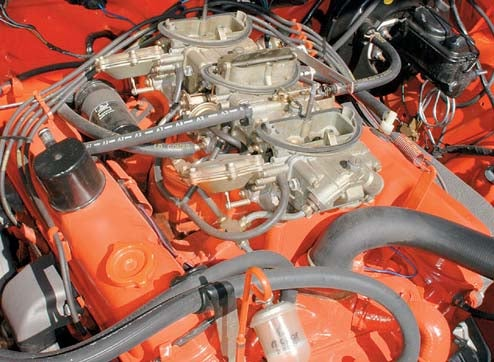 Engine of the Day: Chrysler LA Series