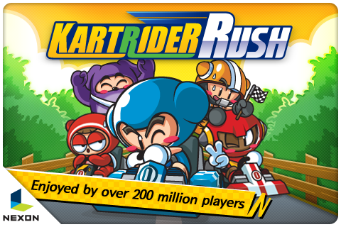 The Kart Racer That Addicted One Third of Korea Is Coming to Your Phone