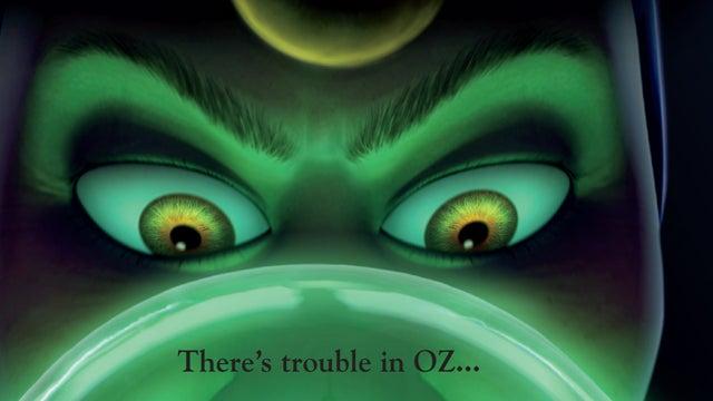Sneak Peek: The Dorothy Of Oz Poster