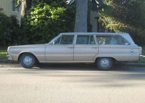 1967 Plymouth Belvedere I Station Wagon