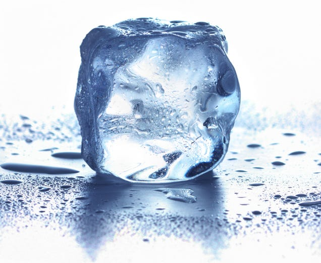 """New DC Restaurant to Charge For """"Artisanal"""" Ice Cubes"""