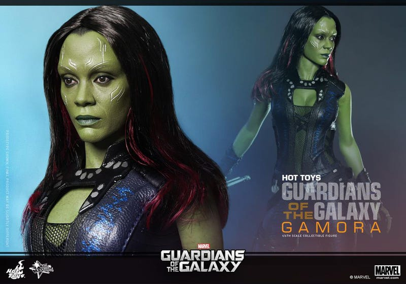 Okay, Maybe I Need One More Guardians Of The Galaxy Action Figure