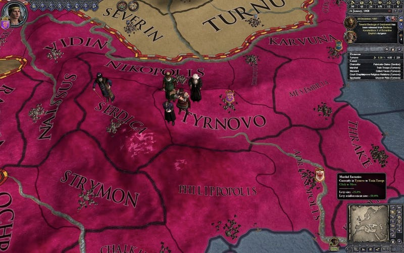 Crusader Kings II's New Roman Expansion Pack Wasn't Built In A Day