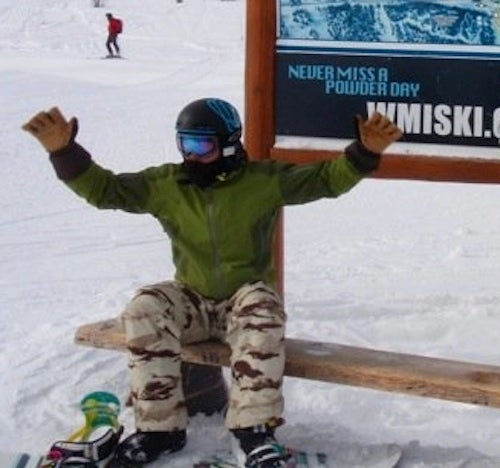 Win a Gnu Danny Kass Snowboard With Power Banana Technology