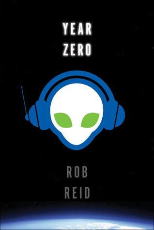 Year Zero: A Pretty Great Book of Geek Humor About Music Piracy and Aliens