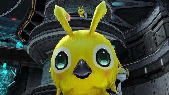 PSO2 Update Brings One Nasty Bug