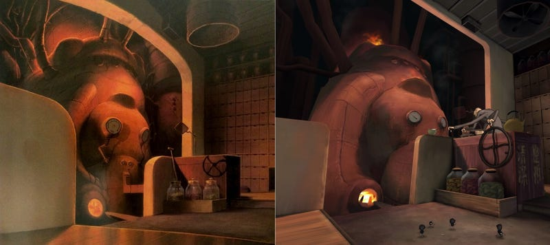 Step Inside The Wondrous World of Spirited Away With The Oculus Rift