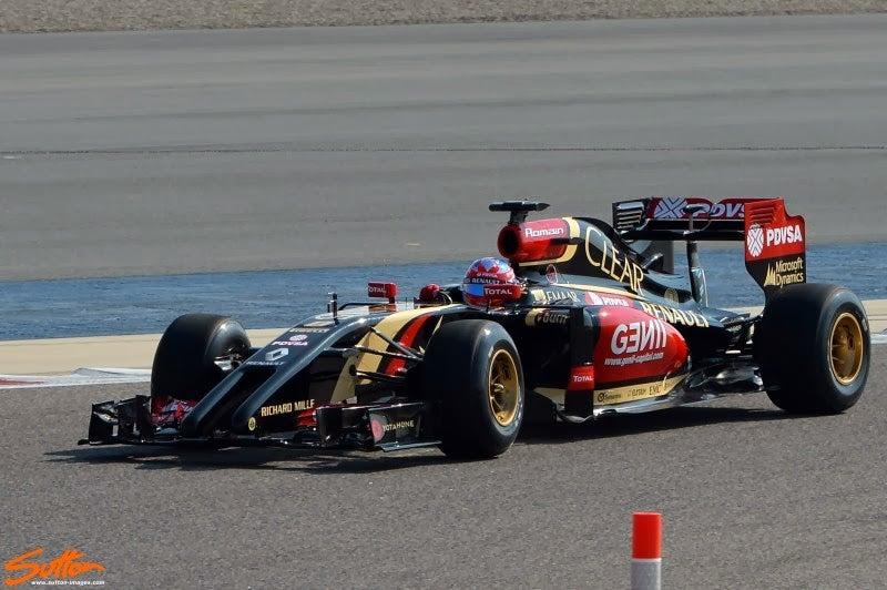 Technically Formula 1 - Bahrain Testing Day 1