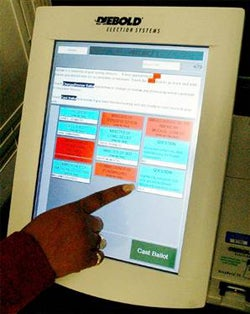 Uncle Sam Wants to Know How You Feel About E-Voting Machines