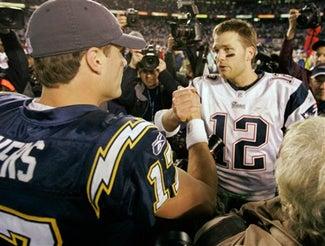 Tom Brady, LaDainian Tomlinson, And You!