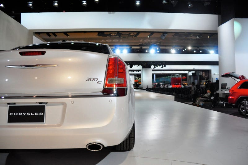 Chrysler 300C Gallery
