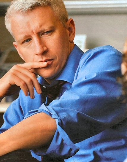 Anderson Cooper's Gonna Do It To You in the Afternoon