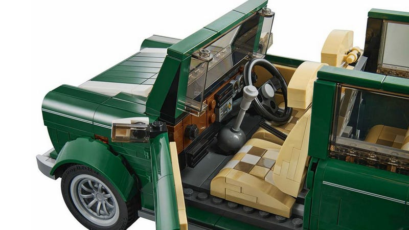 Lego Announces Original Mini Model And All Is Right In The World