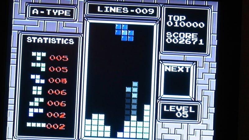 Ecstasy of Order: Remember How Good You Wanted to Be at Tetris?