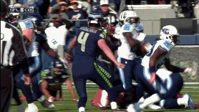 Seattle's Special Teamers Need To Stop Trying To Tackle