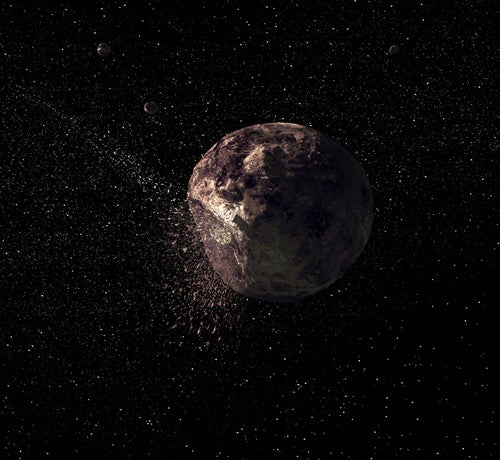 Meet 2 Pallas, The Newest Protoplanet In The Asteroid Belt