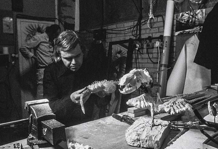 253 Behind-The-Scenes Images Show How Alien Came To Life