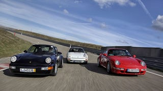 K-Roll's Porsche 911 Generational Comparison: 964 vs G-Series