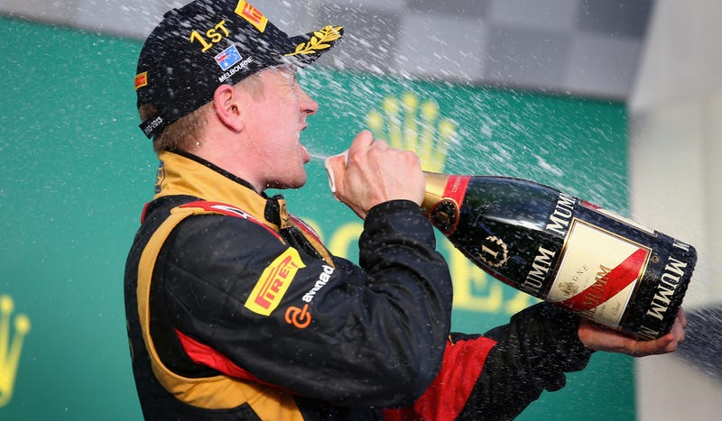 Kimi Raikkonen Wins An 'Easy' Australian Grand Prix